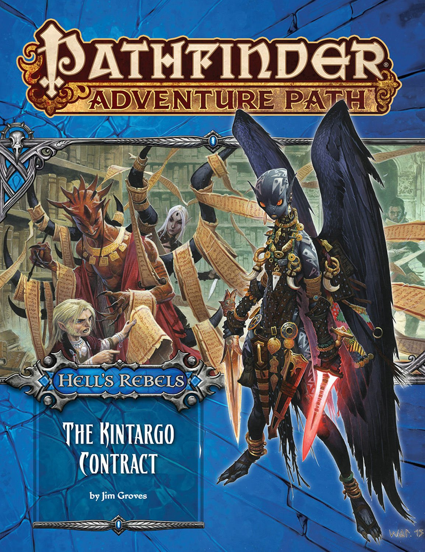 Pathfinder Adventure Path: Hell's Rebels Part 5 - The Kintargo Contract