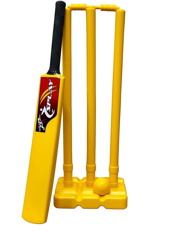 Splay Pelota de críquet de Cricket–tamaño 6–amarillo CKSKWI546