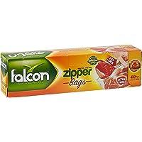Falcon Freezer Zipper Bag 27 X 30 cm - 40 Pieces