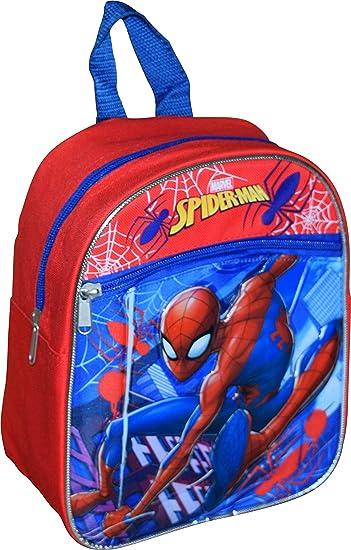 Amazon.com: Marvel Spider-Man - Mini mochila de 10.0 in con ...
