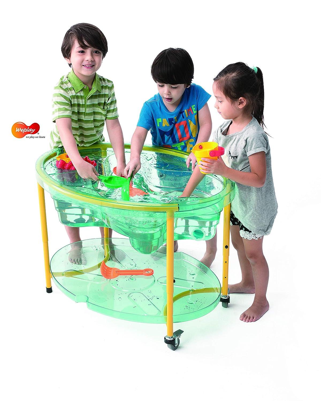 Weplay C8448 Mesa de Arena y Agua, Varios: Amazon.es: Juguetes y ...