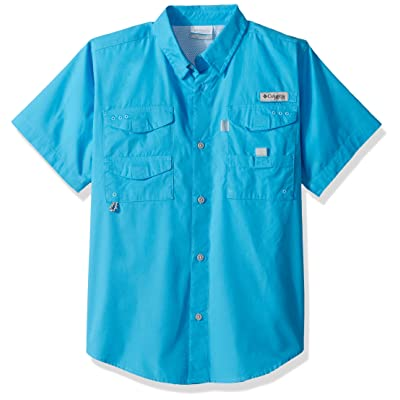 0b417b87f03 Columbia Sportswear Boy's Bonehead Short Sleeve Shirt (Youth ...