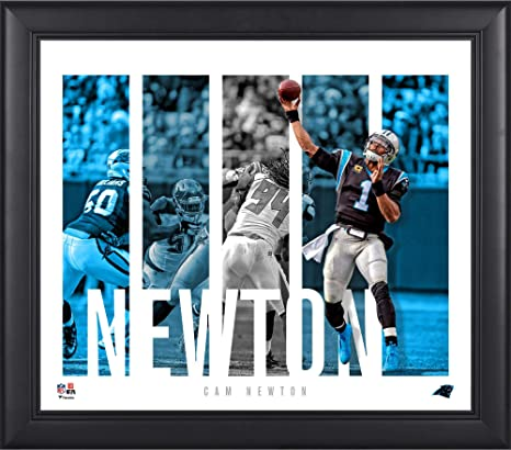 04136d53c Image Unavailable. Image not available for. Color  Cam Newton Carolina  Panthers ...
