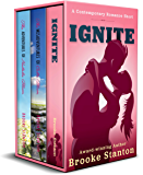 The Bloom Sisters Box Set 1: A romantic comedy love triangle
