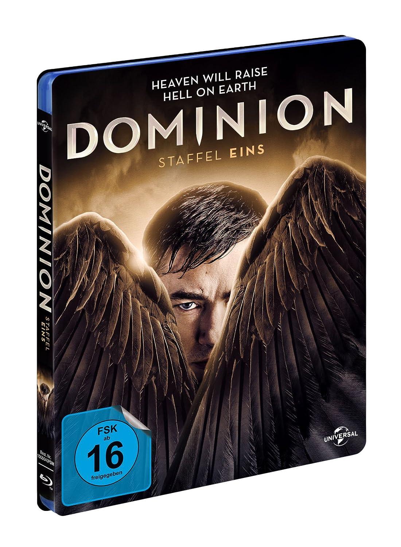 Dominion Staffel 1 Blu Ray Amazonde Christopher Egan