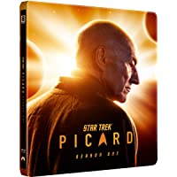 Star Trek: Picard - Season One (Blu-ray Steelbook)