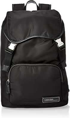 Calvin Klein Primary Backpack W Flap - Mochilas Hombre
