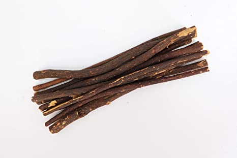 Natural Spa Supplies Ltd Wild Olive Black Miswak - Cepillo de dientes (10 unidades)
