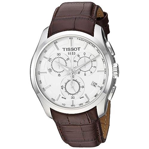 Tissot Mens Couturier Chronograph - T0356171603100