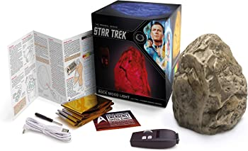 Star Trek TOS Phaser-Controlled Rock Mood Light