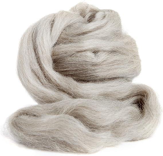 Bright Crafts Wet Felting Needle Felting Weaving Rainbow Crafts Wool Sliver Wool Roving   Bright Side  Corriedale Roving