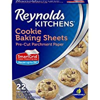 Deals on Reynolds Kitchens Cookie Baking Sheets Parchment Paper