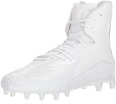 803cbfadb1b adidas Men s Freak X Carbon Mid Football Shoe White