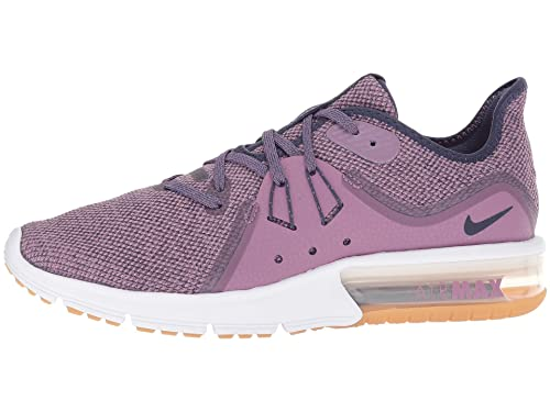 07cc5011d074 Nike Women s s WMNS Air Max Sequent 3 Fitness Shoes Multicolour (Violet  Dust Neutral Indigo