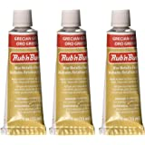 Rub 'n Buff The Original Wax Metallic Finish Grecian gold [PACK OF 3 ]