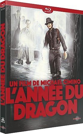 b40ce9891b83e Amazon.com: Year of the Dragon (L'Annee Du Dragon) [Blu-ray ...