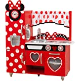 Amazon Com Minnie Mouse Vintage Toy Kitchen Play Set For Ages 3