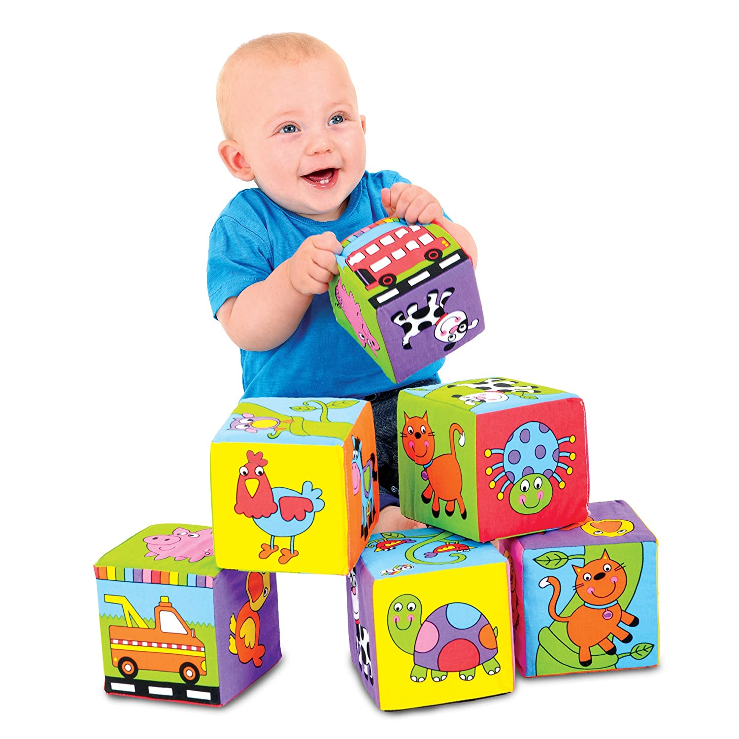 Galt Toys Baby Soft Blocks Galt Toys Amazon Toys & Games