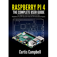 Raspberry Pi 4: The Complete User Guide for Beginners and Pro to Master the New Raspberry Pi 4 with Tips and Tricks for…