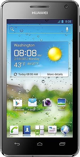 Huawei Ascend G615 - Smartphone Libre (Pantalla 4.5