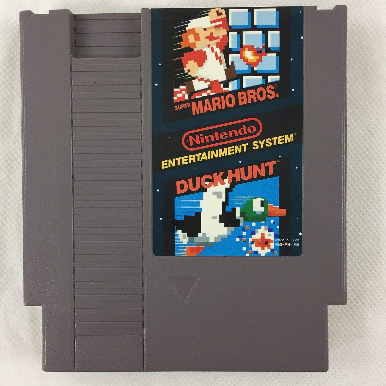 Amazon Com Super Mario Bros Duck Hunt Renewed Video Games