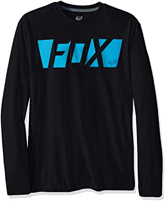 Amazon fox mens cease long sleeve tech t shirt black x large amazon fox mens cease long sleeve tech t shirt black x large clothing thecheapjerseys Image collections