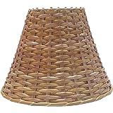 "RDC 8"" Round Cane Hanging Lamp Shade"