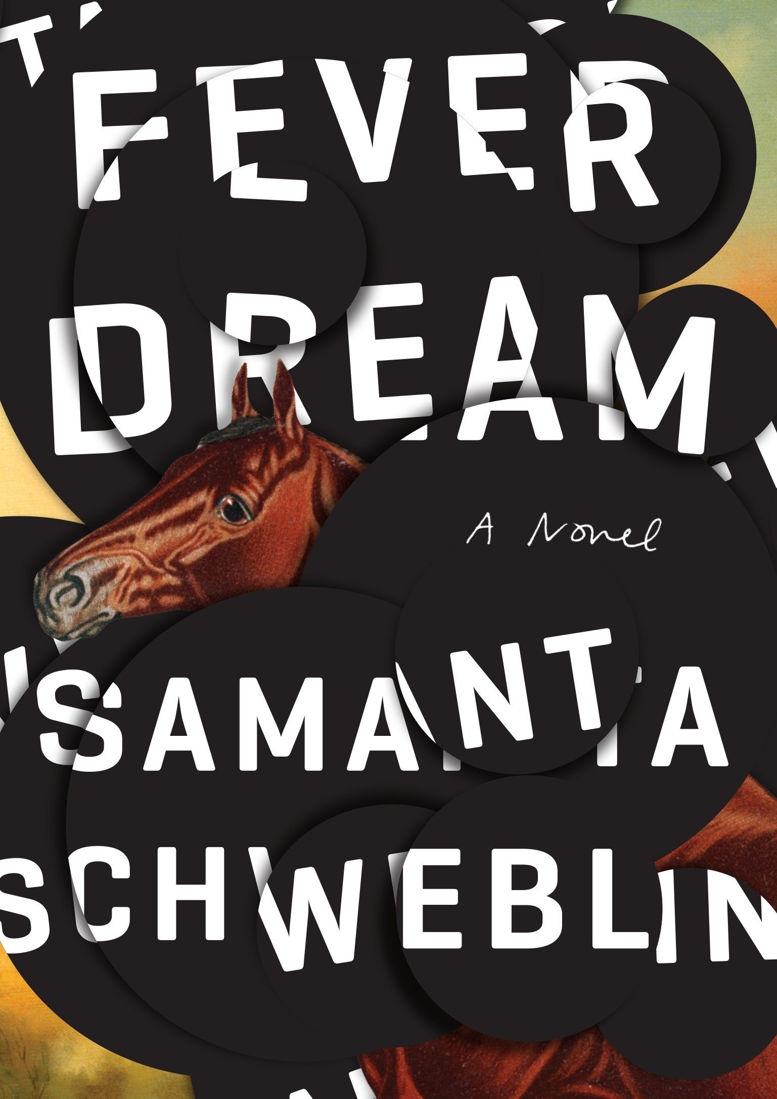 Fever Dream  A Novel  Samanta Schweblin d11b688ab4f4f