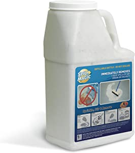 Spill Magic SM202DB Liquid Spill Pick-Up Absorbent Powder, 3 lb. Filled Bottle