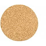 4-inch Rubberized Cork Circles - Pack of 10