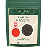 Original English Breakfast Black Tea Leaves (200+ Cups) I STRONG BLACK TEA I RICH & AROMATIC Loose Leaf Tea I Serve as ICED T