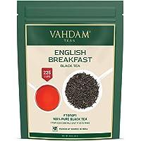 Original English Breakfast Black Tea Leaves (200+ Cups) STRONG, RICH & AROMATIC, Loose Leaf Tea, World's Finest Black…