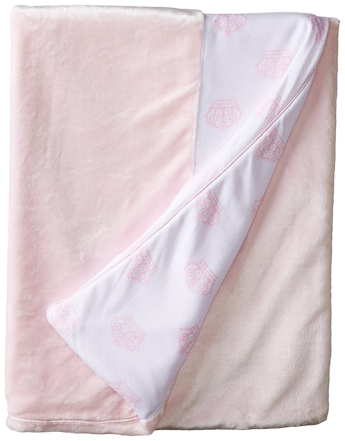 Amazon.com : Baby-Girls Girls recién nacido felpa Swaddle Manta : Baby