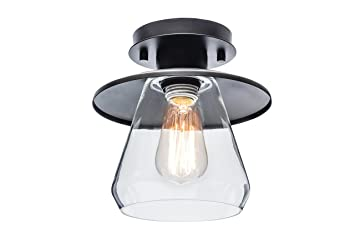 Globe electric nate 1 light semi flush mount ceiling light oil globe electric nate 1 light semi flush mount ceiling light oil rubbed bronze aloadofball