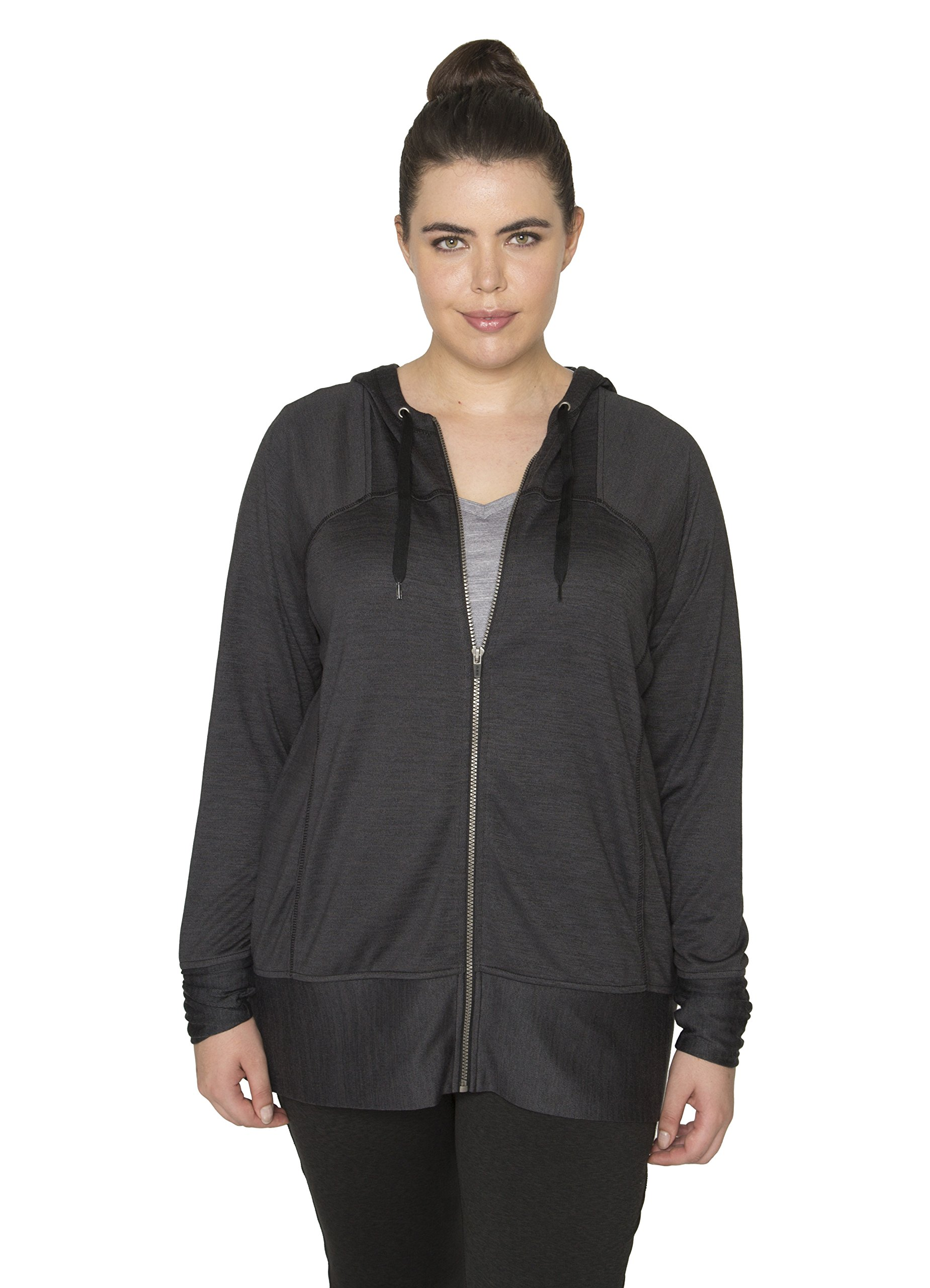 Active Womens Lightweight Sweater Hoodie product image