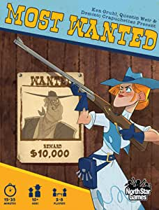 CoolMiniOrNot Most Wanted Board Games