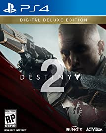 Destiny 2 - Digital Deluxe - Pre-load - PS4 [Digital Code]