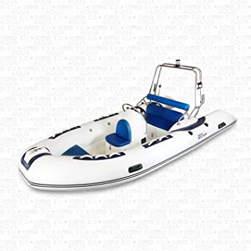 3 999 Rib 430 High Speed Boat With Polyester Center Floor Amazon