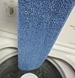 "Microfiber Mop Pads 2-Pack 18"" x 5.5"" Fit 15 to 18"