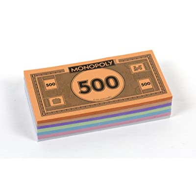 Hasbro Monopoly Money: Toys & Games