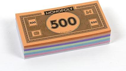 Monopoly Money Refill Pack: Amazon.fr: Jeux et Jouets
