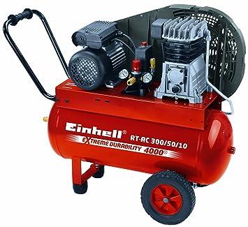 Einhell RT-AC300/50/10 - Compresor de aire: Amazon.es: Bricolaje y herramientas