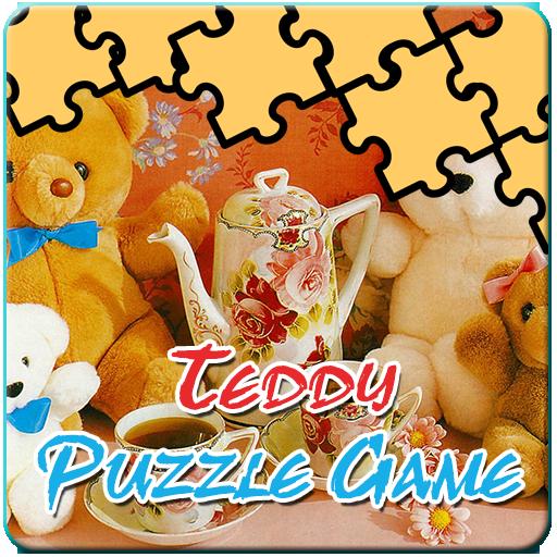 Teddy Puzzle - Jigsaw Teddy