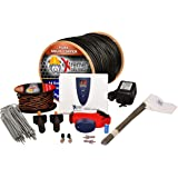 Extreme Dog Fence Underground Ultimate Electric Dog Fence - Standard Grade and Pro Grade Options - Can Contain an Unlimited Number of Dogs on Up to 10 Acres Powered by Perimeter Technologies