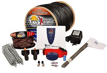 Amazon.com: Perímetro tecnologías Ultimate eléctrica valla ...