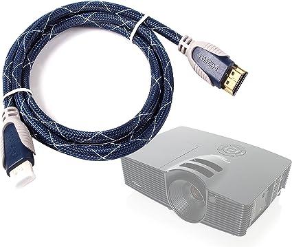 DURAGADGET Cable HDMI De Audio Y Vídeo para Proyector Epson EB-S04 ...