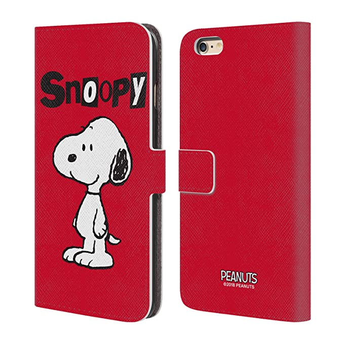 low priced bc401 03106 Amazon.com: Official Peanuts Snoopy Characters Leather Book Wallet ...