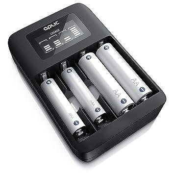 Aplic - Cargador de batería Universal USB: Amazon.es ...
