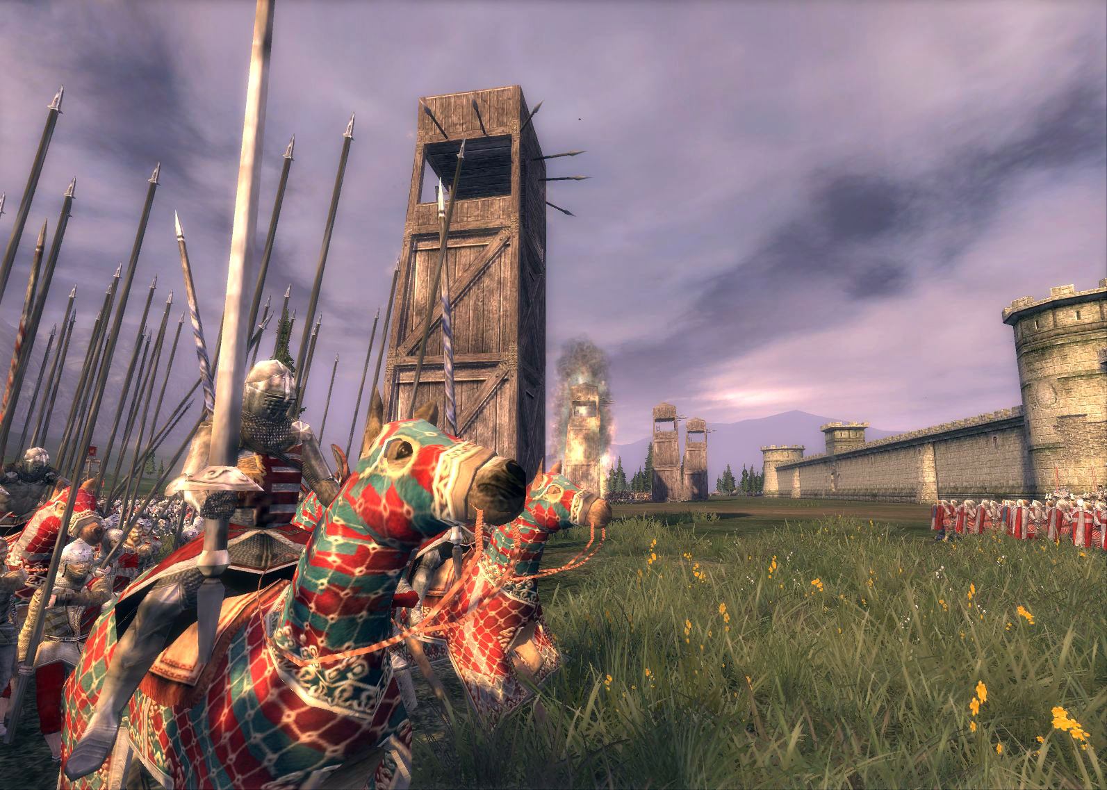 medieval ii total war collection download