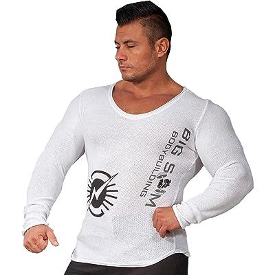 BIG SAM SPORTSWEAR COMPANY Men's Knit Sweater Sweatshirt Hoodie *4646*